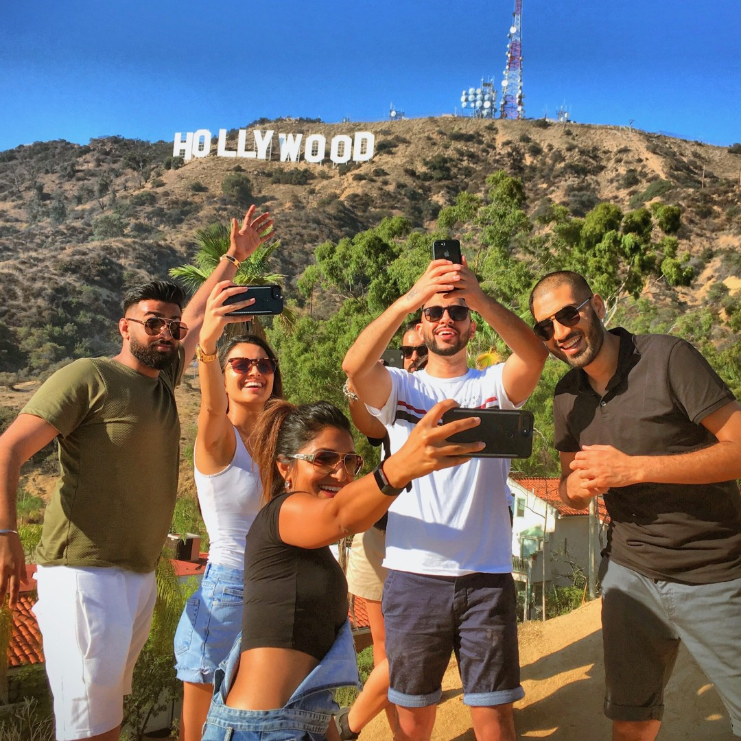 Hollywood tours on ebike