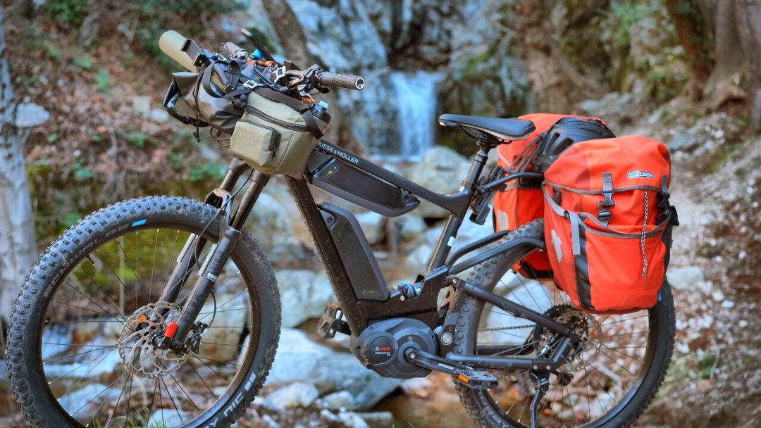 Shop ebikes Riese and muller