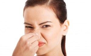 odeur de pourri