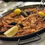 menu barcelona paella port olimpic