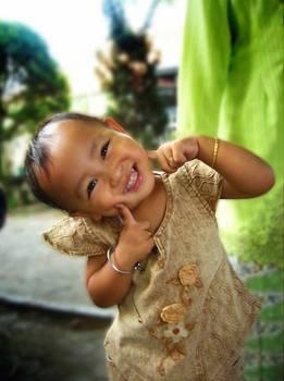Pour avoir le sourire