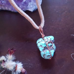 WATER NECKLACE - 3