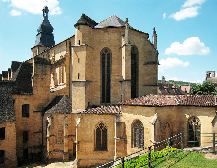 Blog LA FORGE Project: A walk around Sarlat