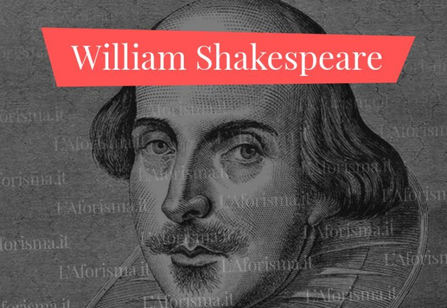 Auguri Matrimonio Shakespeare : L aforisma frasi citazioni e aforismi la più