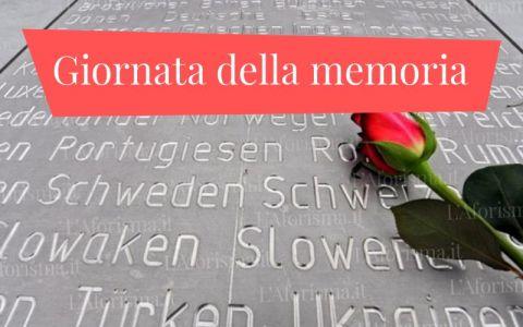 Frasi sulla giornata della memoria 27 gennaio