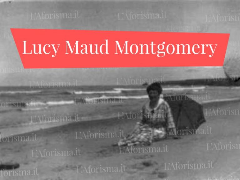 Le più belle<strong> frasi di Lucy Maud Montgomery</strong> – <em>Raccolta completa</em>