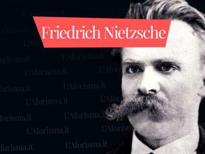 Le più belle </>frasi di Friedrich Nietzsche</strong> – <em>Raccolta completa</em>