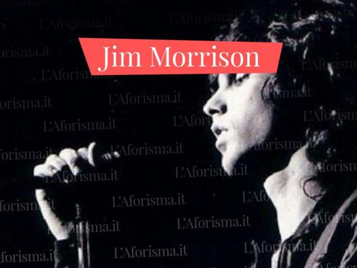 Le più belle <strong>frasi di Jim Morrison</strong> – <em>Raccolta Completa</em>
