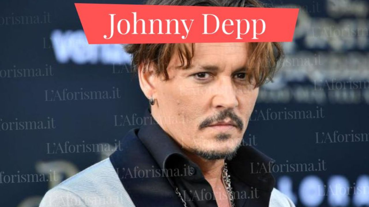 Frasi Sul Sorriso Johnny Depp.Le Piu Belle Frasi Di Johnny Depp Raccolta Completa L Aforisma It Frasi Citazioni E Aforismi