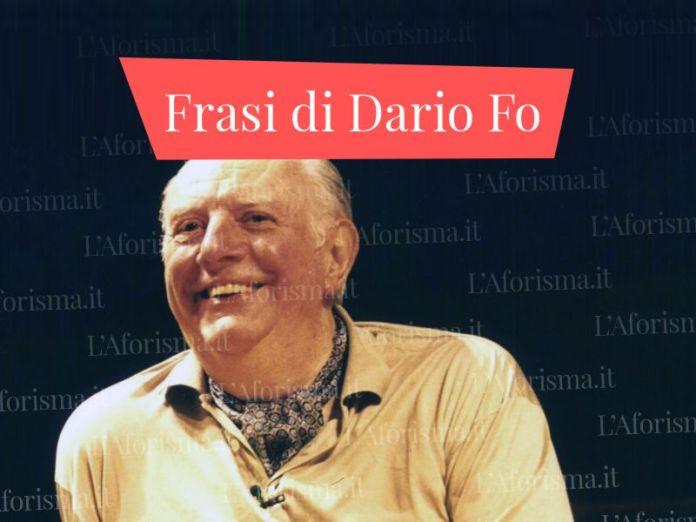 Le più belle <strong>frasi di Dario Fo</strong> – <em>Raccolta completa</em>