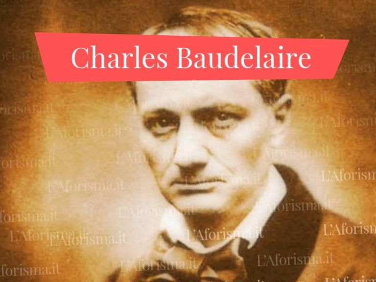 Le più belle <strong>frasi, aforismi e citazioni di Charles Baudelaire</strong> – <em>Raccolta completa</em>