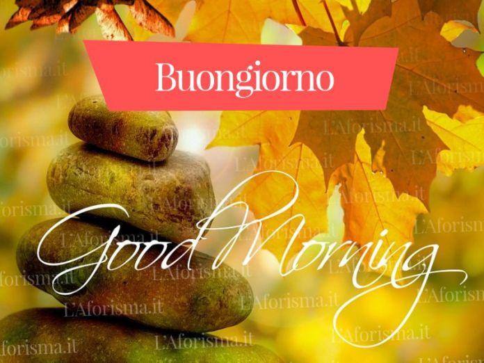 Le più belle <strong>frasi per augurare Buongiorno</strong>
