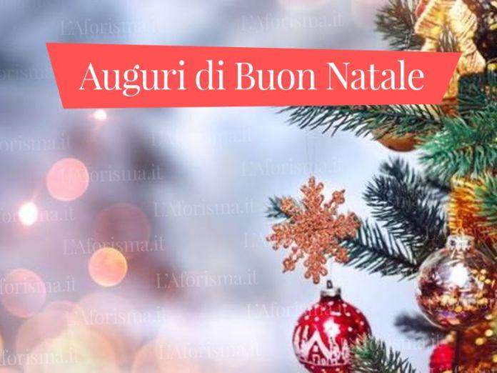 Le più belle <strong>frasi per gli auguri di Natale</strong> – <em>Raccolta completa<em>