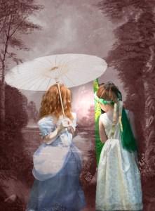 Sisters in the Woods II