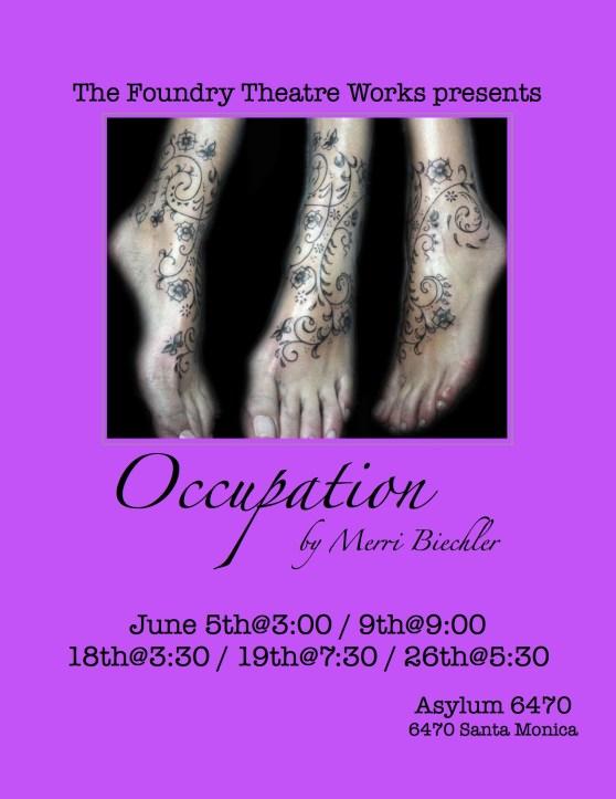 Ocupation online ad