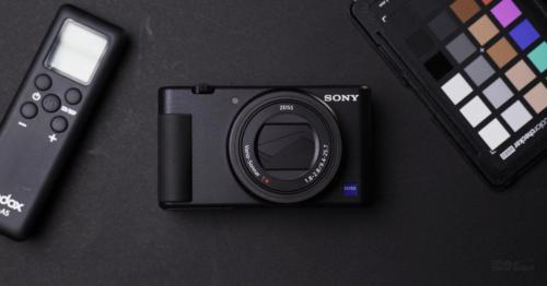 Use your Sony Camera as a Webcam without the need for a Capturer
