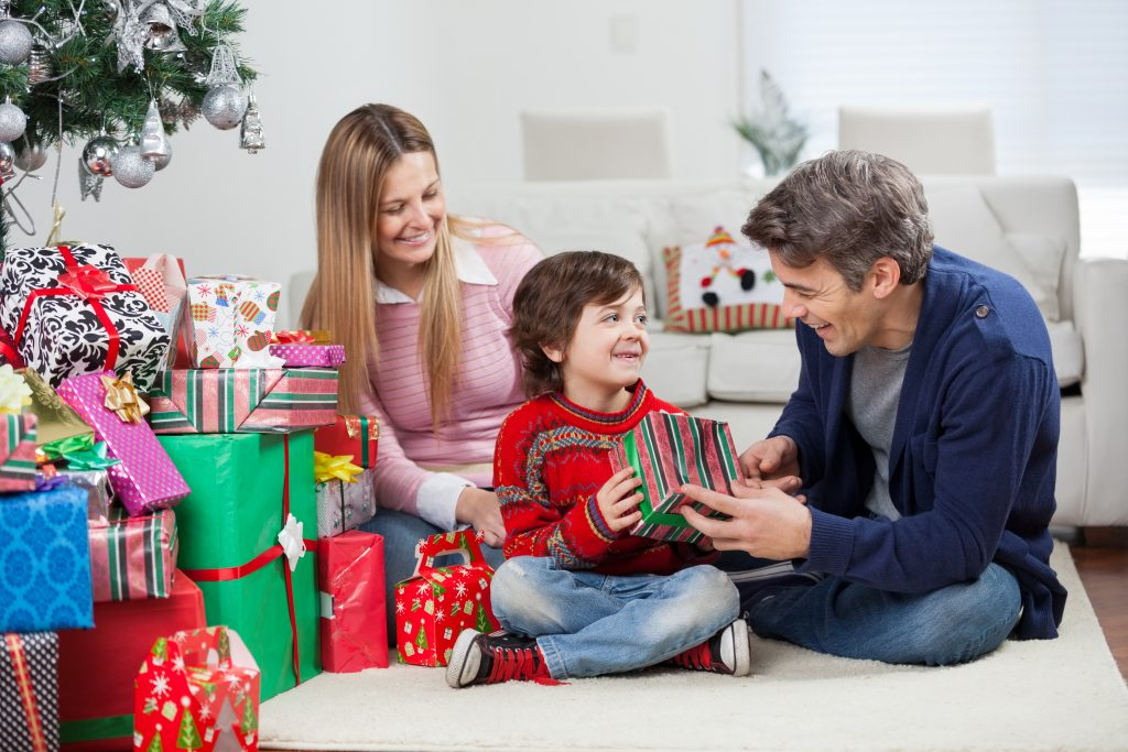 Involve kids in holiday preparations