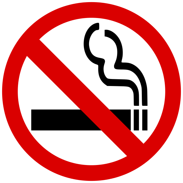 File:No smoking symbol.svg