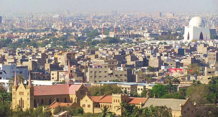File:Karachi from above.jpg