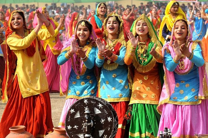File:Punjabi mutiyar dancing festival,punjab pakistan.jpg