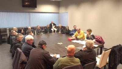 Održani sastanci u Baškoj Vodi i Tučepima s članovima LAG-a