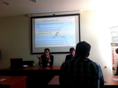 """Održan seminar """"Primjena JPP-a u isporuci javnih građevina"""""""