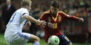 Kepulangan Jordi Alba Di Ikuti Dengan Berita Buruk