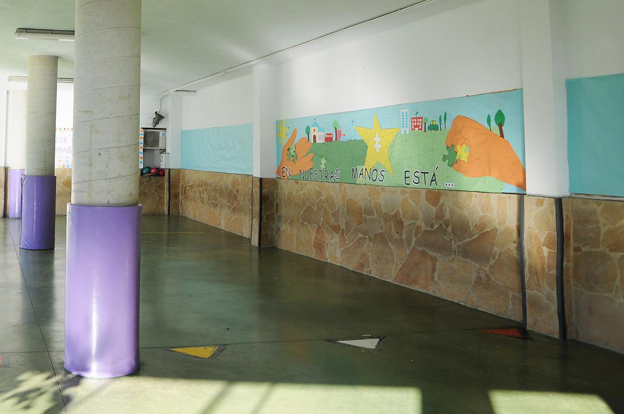 030-Instalaciones-Zonas recreo-Patio cubierto