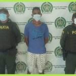 POLICIA LO CAPTURÓ POR EXTORSIÓN