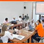 GOBERNADOR CAICEDO Y ALCALDES DE LA MESA DE REGALÍAS CONCERTAN PROYECTOS DE INFRAESTRUCTURA VIAL, ACUEDUCTO Y ALCANTARILLADO POR $124.790 MILLONES