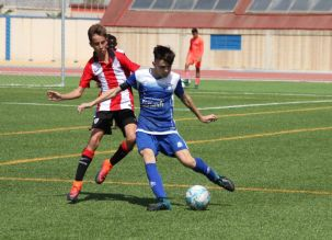 Roquetas Torneo Internacional Aguadukce vs Athletic 2