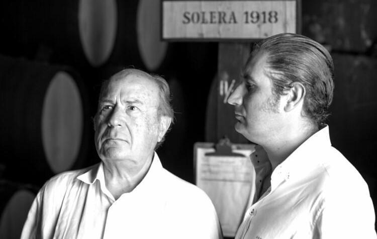vino-Jerez Seco Serie 1