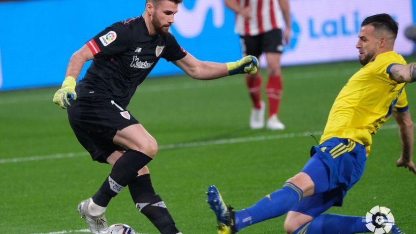 Cádiz CF vs Athletic