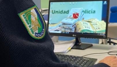 Policía Autonómica juego ilegal on-line