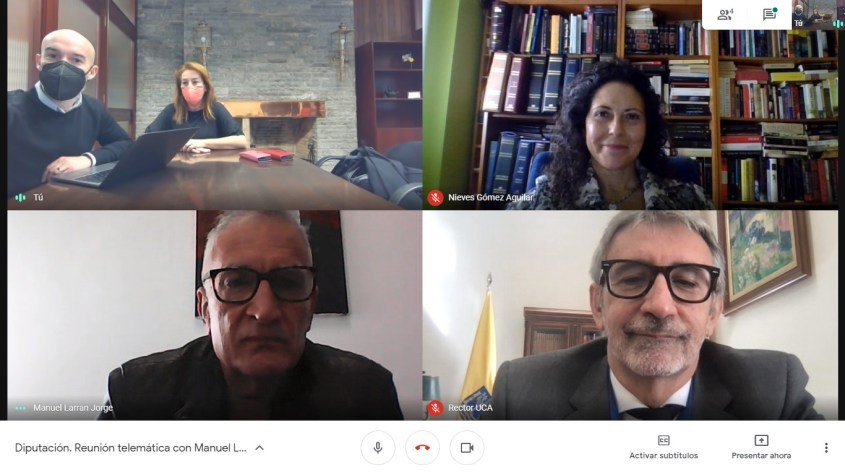 Isabel Gallardo_UCA empresas públicas andaluzas