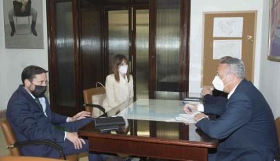 Reunión Servicios Económicos Cajamar