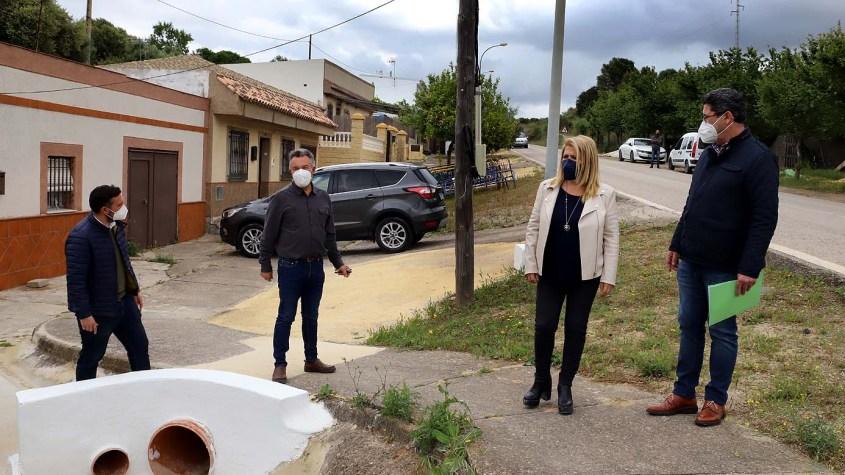 Mamen Sánchez anuncia_inversion_Gibalbin_y_barriadas_rurales