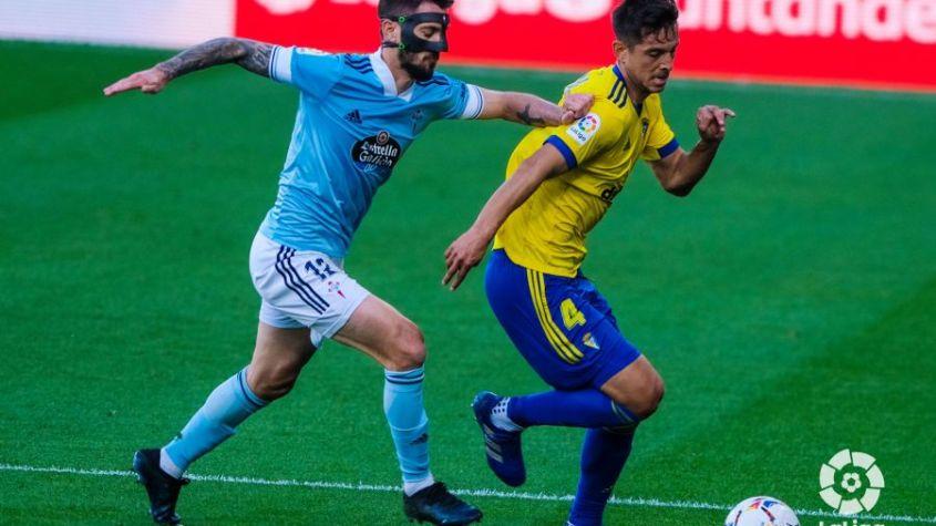 Cádiz CF vs Celta de Vigo