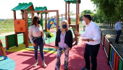 barriadas rurales de Jerez Alcaldesa Majarromaque