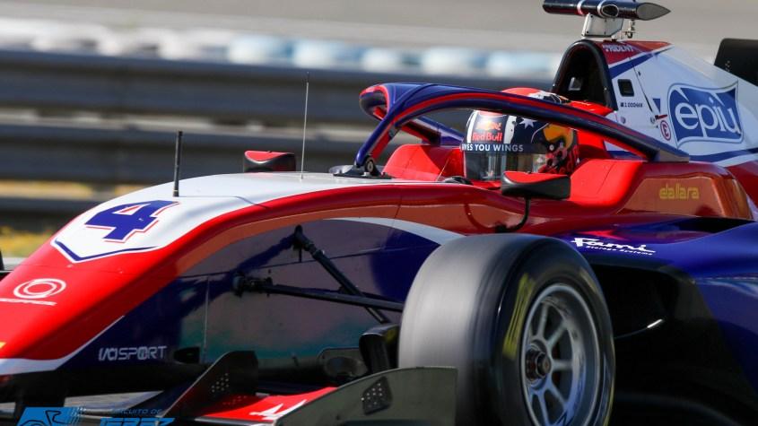 Entrenamientos FIA F3 12 mayo