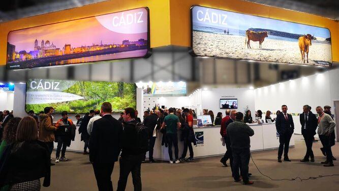 Estand Cádiz Fitur 2021