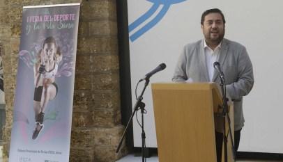 Jaime Armario_Feria del Deporte y la Vida Sana