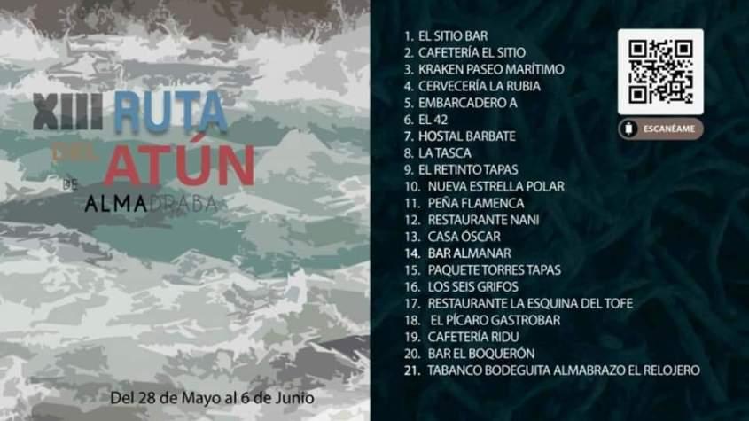 XII ruta del atún Barbate