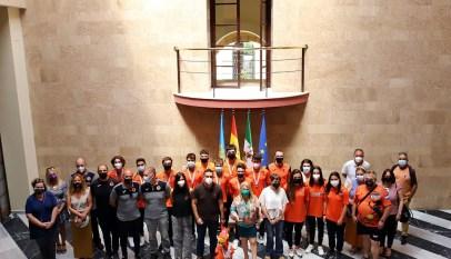 Alcaldesa Club Waterpolo Jerez