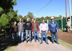 Comenzaron las obras del consorcio de gas que beneficiará a 112 familias de Chivilcoy