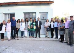 Obras y reformas en el Centro Universitario Chivilcoy