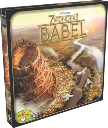 Top 14: 7 wonders, Babel