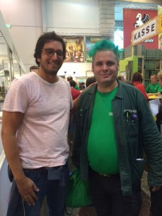 Con Friedemann Friese