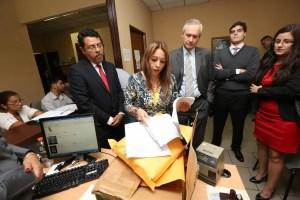 Gobierno demanda contrato suscrito entre el Ministerio de Seguridad y el Conglomerado Selex S.p.A.
