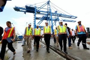 Gobierno reitera respaldo a la inversión privada en el sector logístico